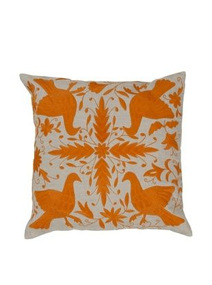 67% OFF Surya Patterned Throw Pillow (Aluminum)