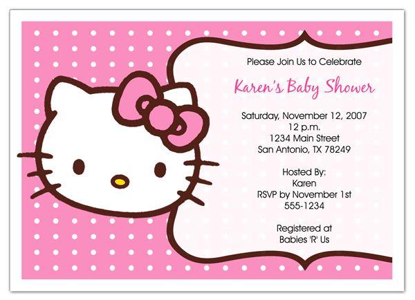 48 best hello kitty images – Free Printable Hello Kitty Birthday Card