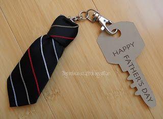 *Hungarian Provence*: Férjnek/Apának/Barátnak/Szerelmednek - karácsonyi ajándék s.k. nyakkendőből - filléres ötlet
