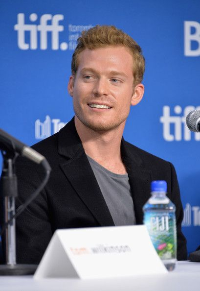 "Sam Reid Actor Sam Reid speaks onstage at ""Belle"" Press Conference during the 2013 Toronto International Film Festival at TIFF Bell Lightbox..."
