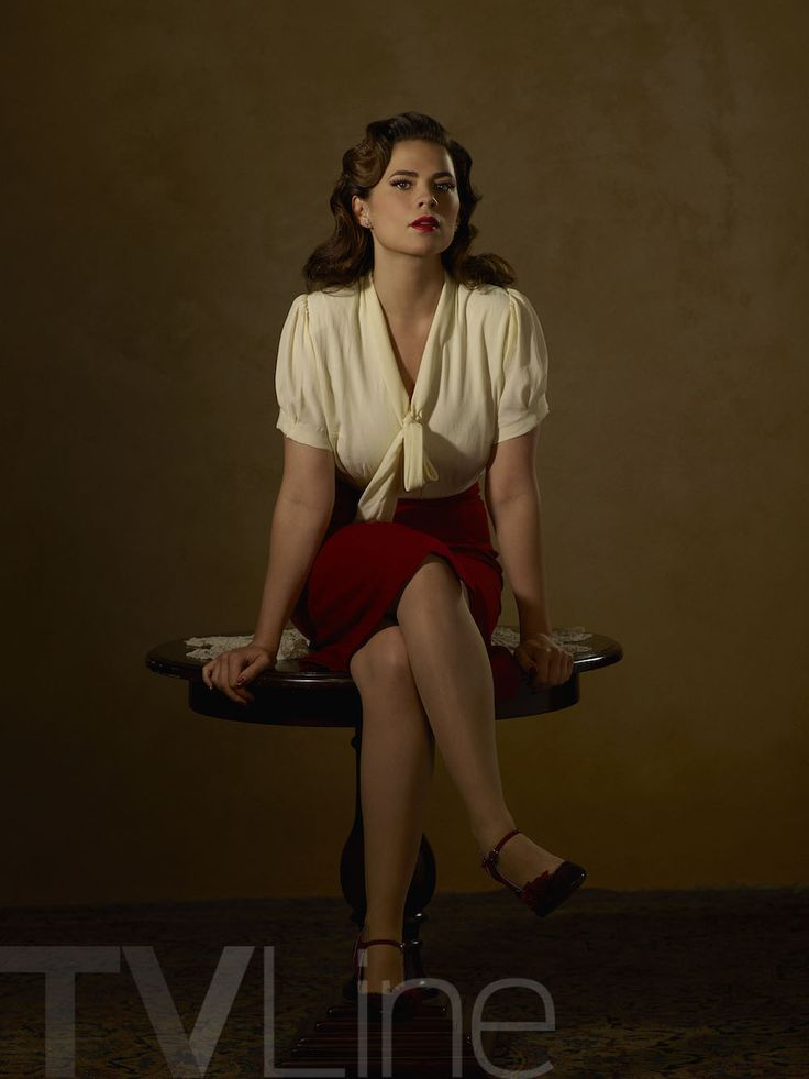 Peggy Carter from Captain America