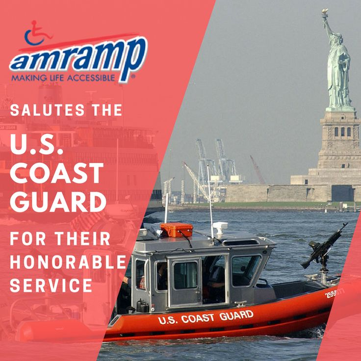 Amramp salutes the U.S. Coast Guard for their honorable service! Learn how you can make a difference in the lives of U.S. veterans and active soldiers