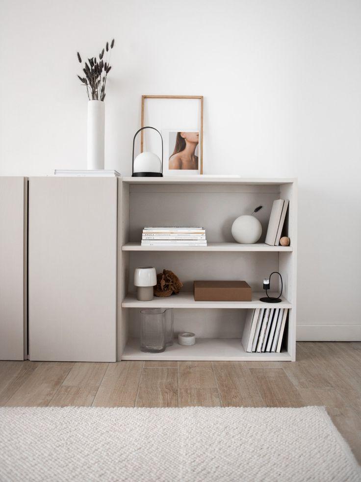 ikea ivar  cabinets makeover • passionshake  ikea