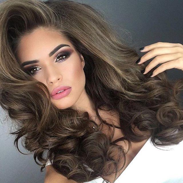 Всех с 1 сентября Макияж и причёска от моей лучшей @elena_kanevskaya_