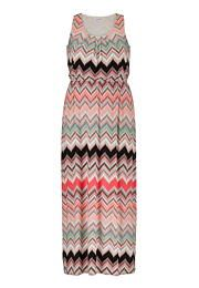 chevron stripe plus size maxi dress - maurices.com