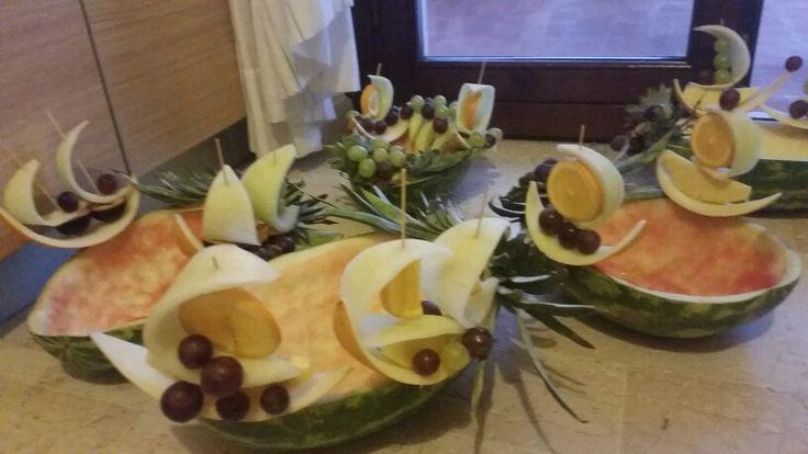 Barche di frutta by SQUALO