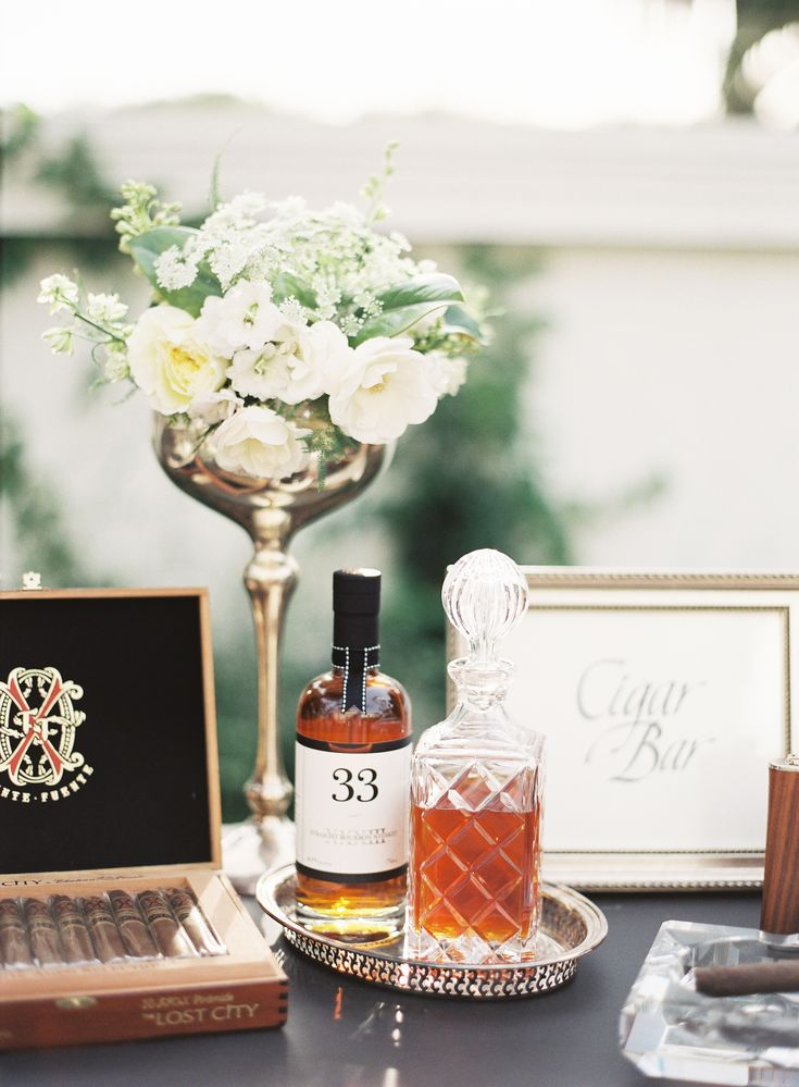 Classic Elegance Inspiration at the Santa Barbara Club