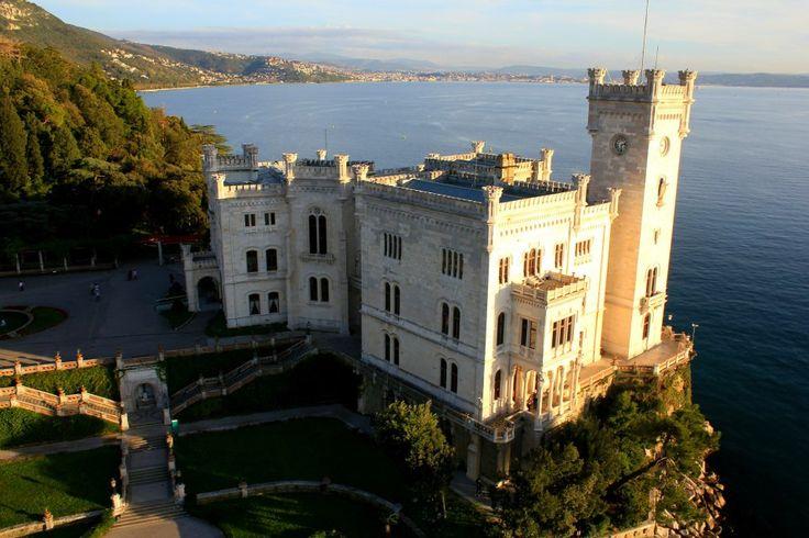 Castello di Miramare - Trieste