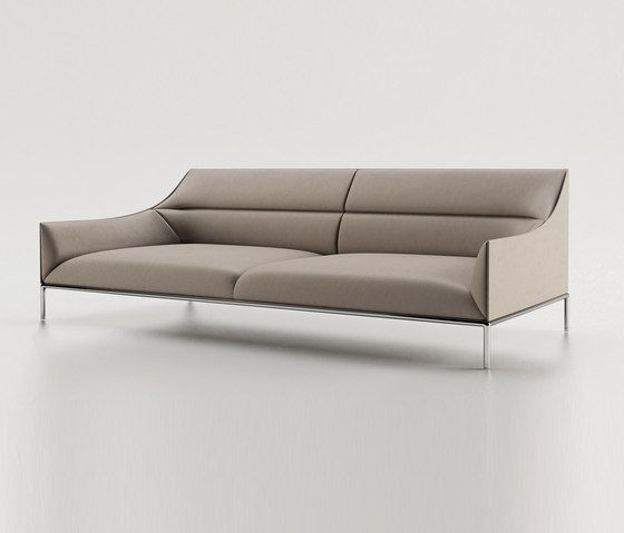 Sofas | Seating | Curve | ENNE | Christophe Pillet. Check it out on Architonic