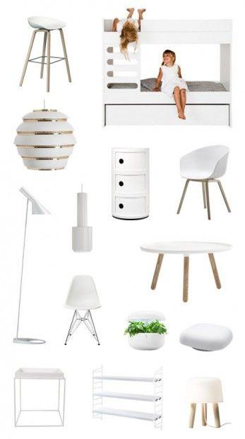 White interior favourites