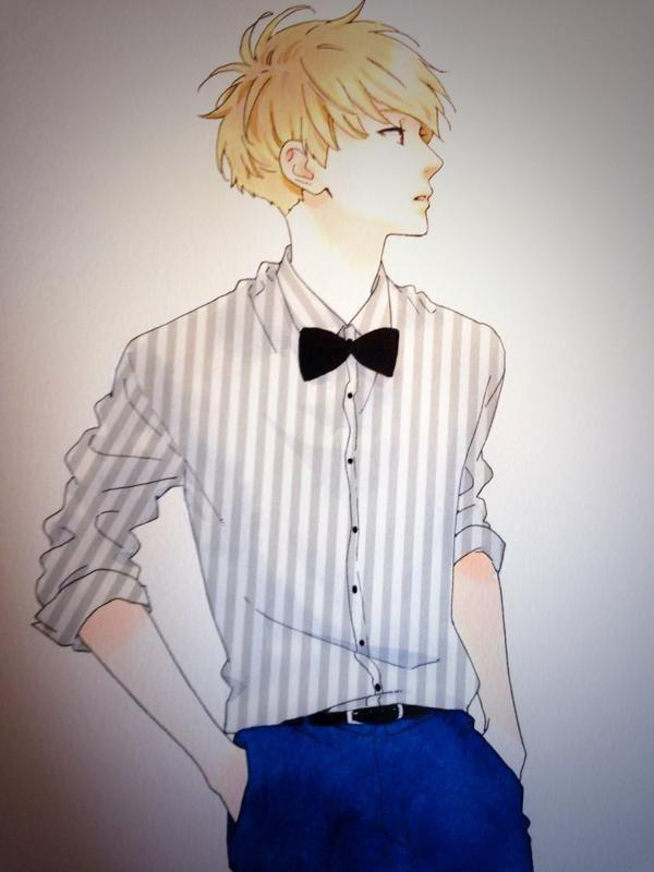 Hirunaka no ryuusei ♡ Cool Mamura ^^
