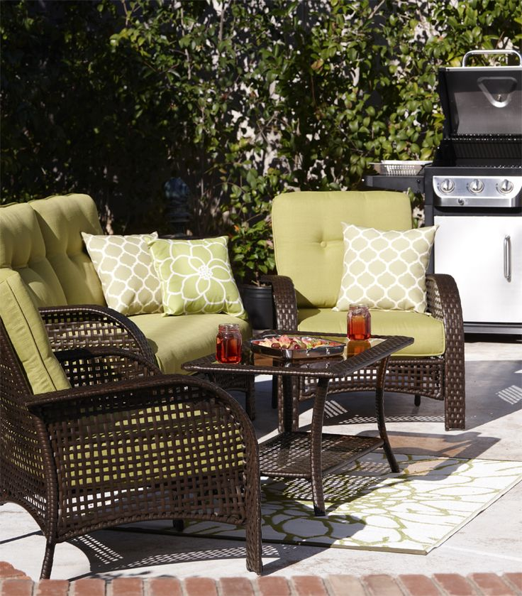 Image Of Walmart Patio Chair: How To Upgrade Your Outdoor Space