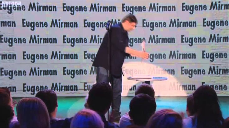 Russell Howard's Good News Stand Up - Eugene Mirman