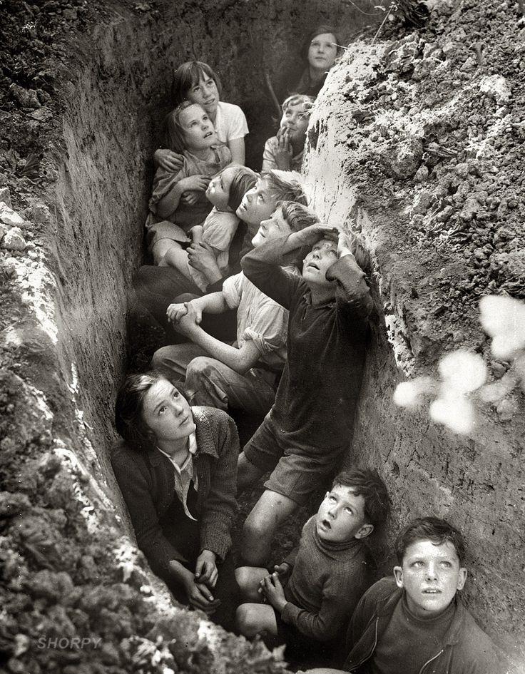 The Blitz, 1940