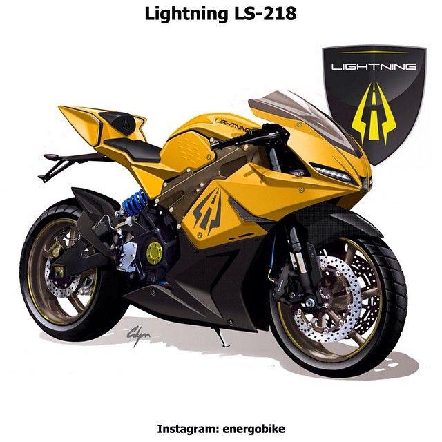 Lightning LS-218  Американский производитель электроциклов, компания Lightning Motorcycles, готова представить свой первый мотоцикл, который допущен к эксплуатации на дорогах общего пользования - Lightning LS-218. Сегодня подобная техника уже не является новинкой, однако в данном случае речь идёт о максимальных 351 км.ч. и о 290 км пробега без подзарядки. Время полной зарядки всего 30 минут (с использованием специального зарядного устройства) Электродвигатель жидкостного охлаждения способен…