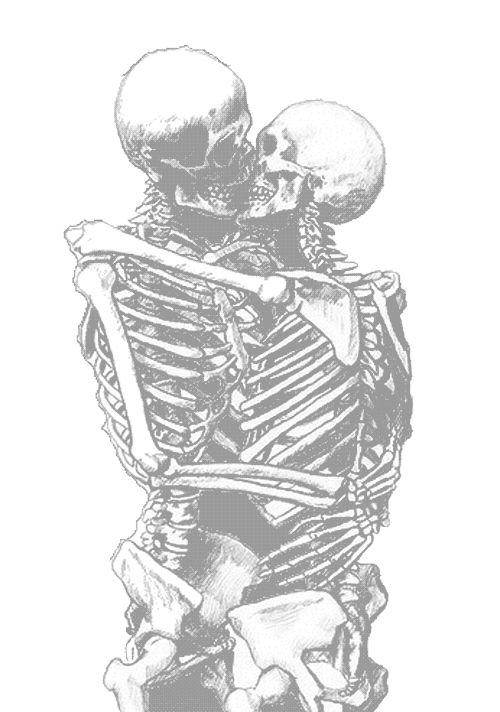 tumblr brain inside skeleton - Google Search ...