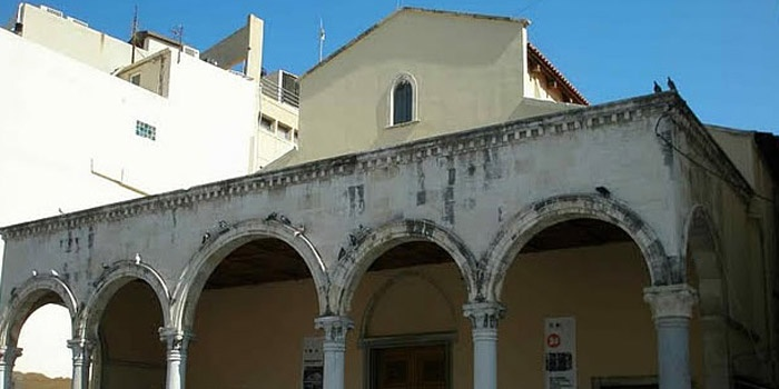 St. Marcus Basilica in Heraklion, Crete