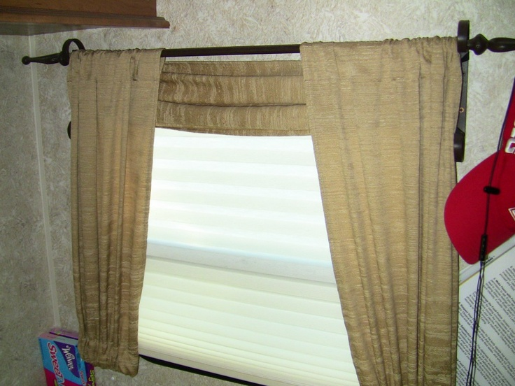 Rv Window And Window Treatments Particularly The Blinds
