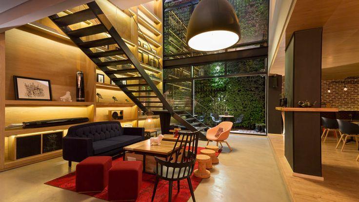 Hotel Click Clack, Bogota   Wallpaper* Magazine: Design Awards 2014