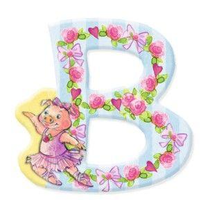Αυτοκόλλητο γράμμα Lillifee B Αυτοκόλλητα γράμματα για παιδικό δωμάτιο. Χαρούμενα και πολύχρωμα γράμματα με την νεράιδα Lillifee για μία ξεχωριστή νότα διακόσμησης στο δωμάτιο του παιδιού! Κολλήστε τα στην πόρτα του παιδικού δωματίου, βάλτε τα σε φελλοπίνακα για ένα ξεχωριστό μήνυμα, μάθετε την αλφάβητο. Είναι γράμματα του λατινικού αλφάβητου τα οποία μπορούν να κολληθούν σε όλες τις επιφάνειες καθώς η πίσω τους όψη είναι αυτοκόλλητη. Κατασκευασμένα από χοντρό πεπιεσμένο χαρτόνι…