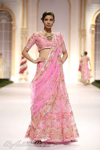 Pallavi Jaikishan Aamby Valley India Bridal Week 2013. Pallavi Jaikishan Collection, Designs, Fashion Shows, Lehengas & Sarees, Pictures and Photos on Bigindianwedding