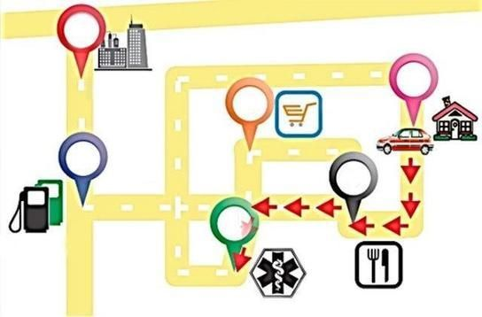Is the next step in DNA computing GPS mapping?