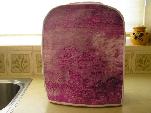 Magimix Dust Cover Cranberry Cotton. Special offer: £14.99