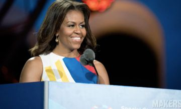 FLOTUS On How She Went From South Side Chicago To The White House
