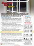 Numerous printable educational sheets on fire safety at home, outdoors and away from home. Excellent resources for older children and adults.