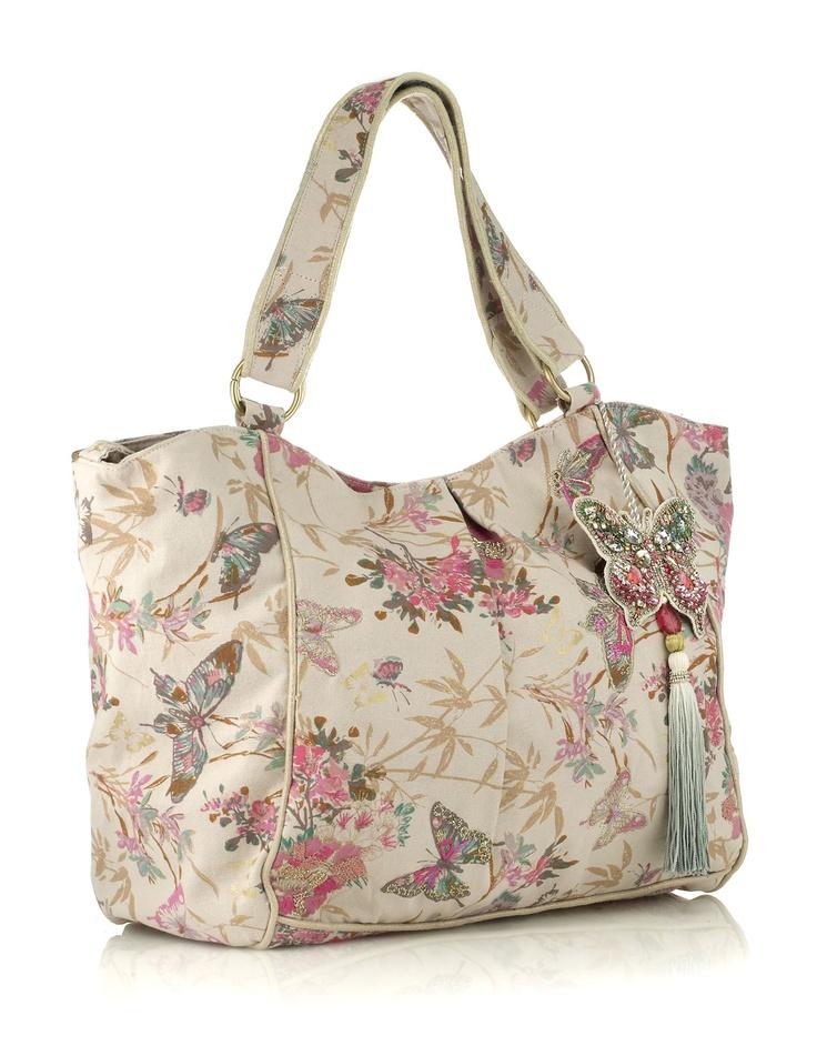 Eden Floral Bloom Shoulder Bag 49