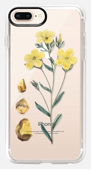 Healing Citrine iPhone8 Plus case by Fifikoussout on Casetify #Healing #Citrine #iPhone8 #case #Fifikoussout  #Casetify
