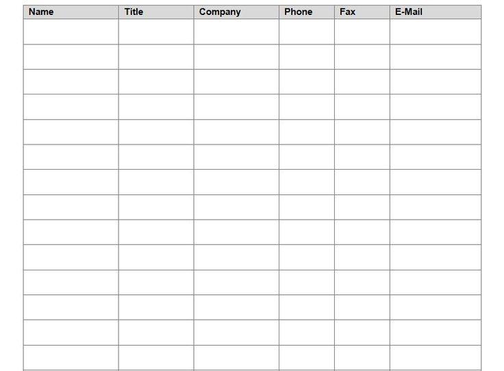 Attendance Book Template. Printable Teacher Resources,School