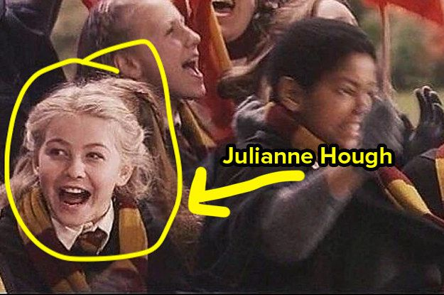 31 Itsy Bitsy Details You Probably Missed In Harry Potter Harry Potter Deleted Scenes Harry Potter Movies Potter