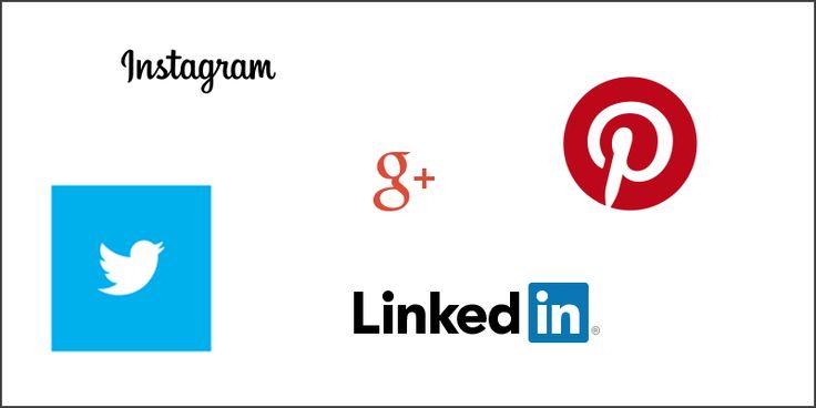 Czy marketing społecznościowy poza Facebookiem ma sens? #socialmedia #media #społecznościowe #marketing #pinterest #twitter #instagram #googleplus #linkedin