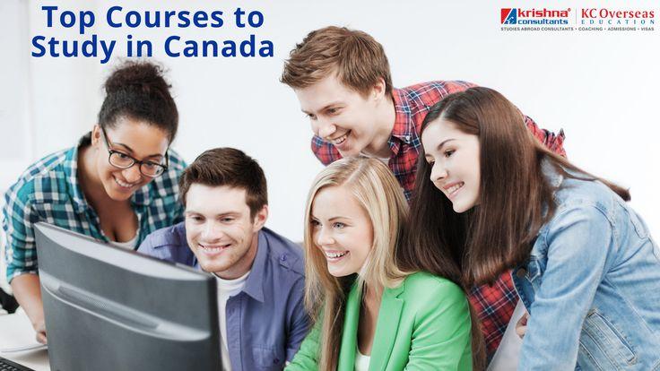 Pin by Manjiri Thakkar on Study in Canada Top course