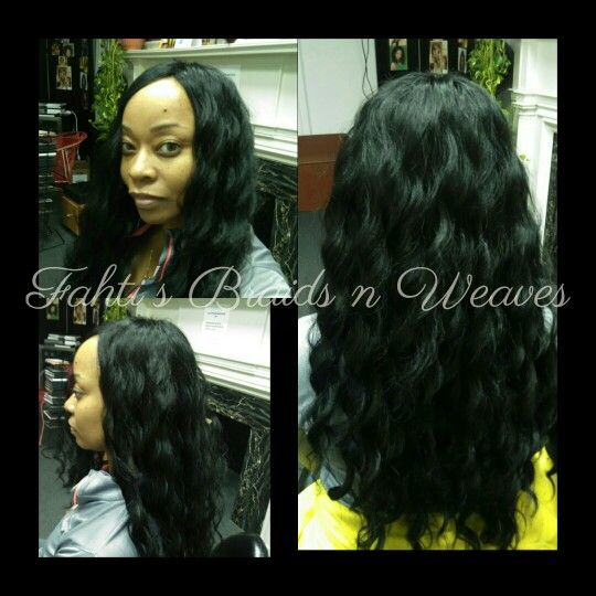 Full head sew in weave, Sew in Weave, Full Head weave no hair left out