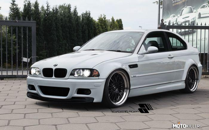BMW E46 Compact front SWAP M3 E46