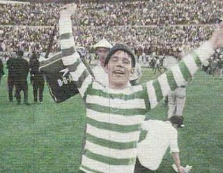 European Cup Final, Lisbon 1967.