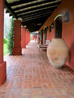 Galería de Estancia-Argentina-