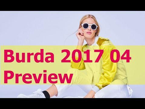 Burda 2017 04  анонс
