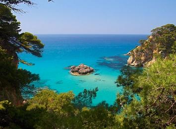 Beach of Alonaki - Preveza, Greece