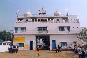 SikhPunjabiworld: Gurudwara Panjokhra SahibThe Gurdwara is dedicate...