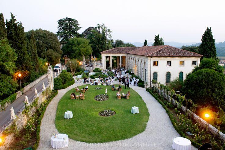 Evento in villa