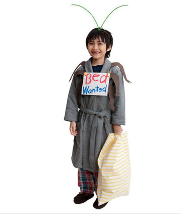 124 best images about costumes on pinterest picnic for Creative toddler halloween costumes