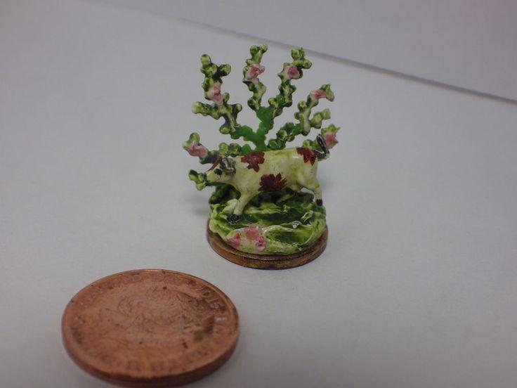 Kay Lewis - staffordshire style figurine