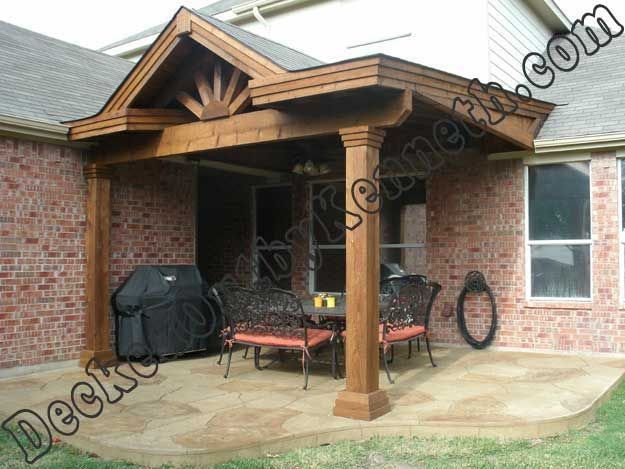 Great Patio Covers Gallery | Back Patio Ideas Pictures