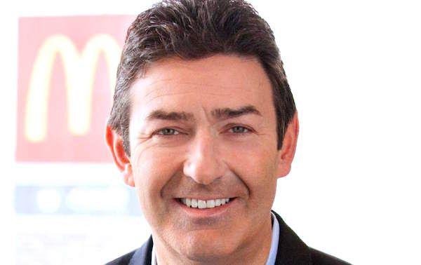 McDonald's execs raises give CEO Steve Easterbrook an 18.2 percent increase