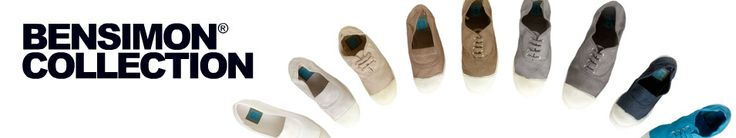 Bensimon - my new shoes