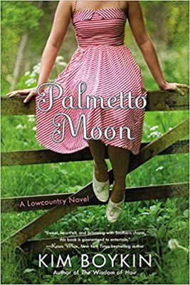 With Love for Books: Book Review - Palmetto Moon Kim Boykin