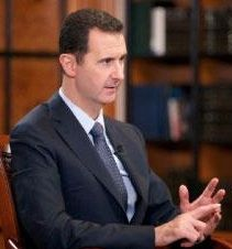 Bashar Al-Assad: We are still Ticking - Walid Shoebat